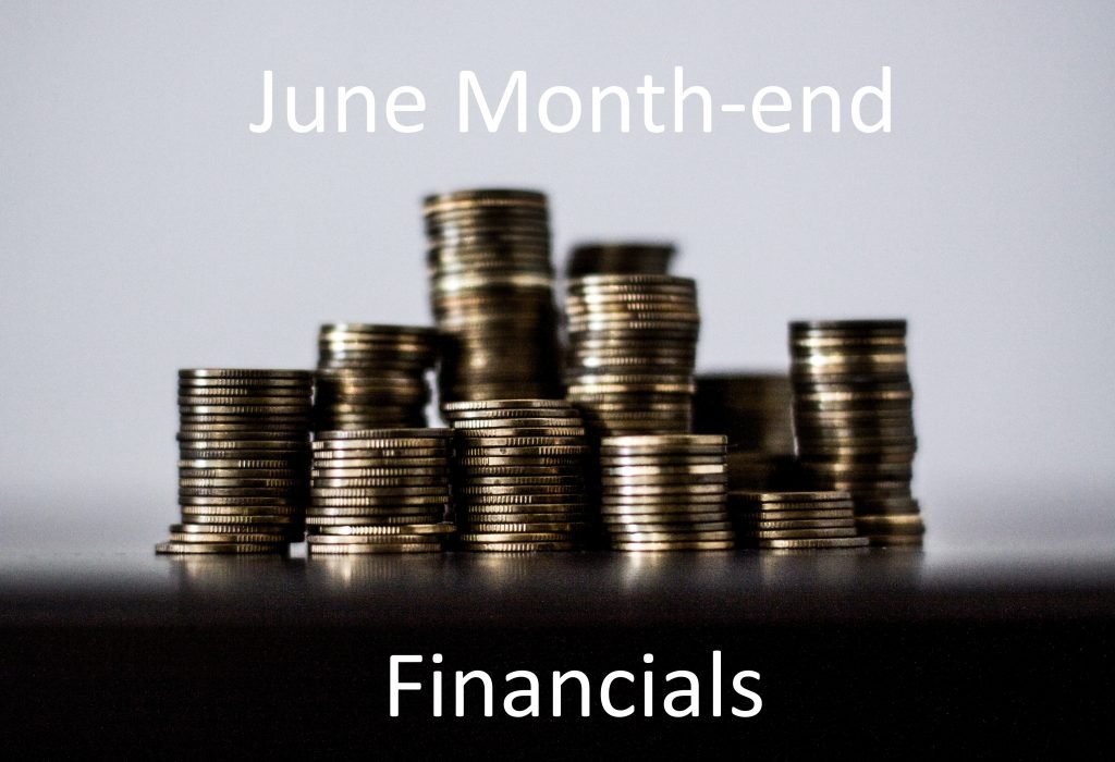 June Financial Update