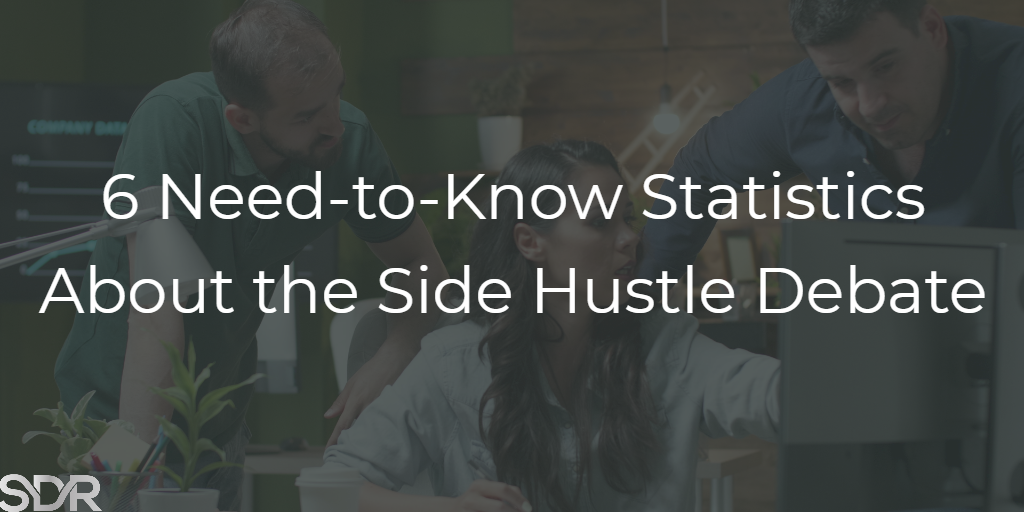 6 need-to-know statistics about the side hustle debate