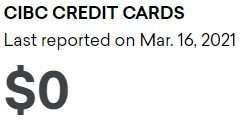 credit reporting dates