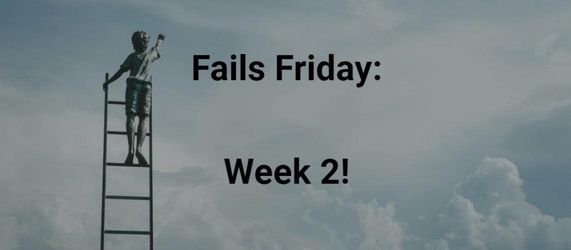 financial fails friday week 2
