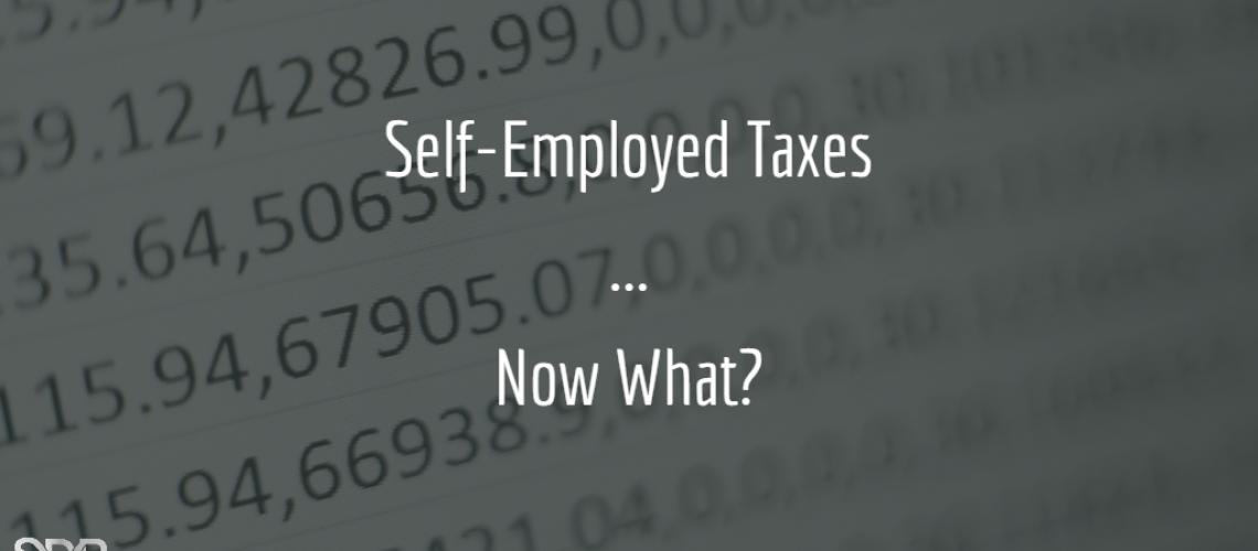self employed taxes calculator cover